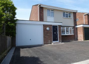 Thumbnail 3 bed detached house for sale in Burns Crescent, Bicester
