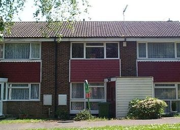 Thumbnail 2 bed terraced house to rent in Badger Road, Chatham