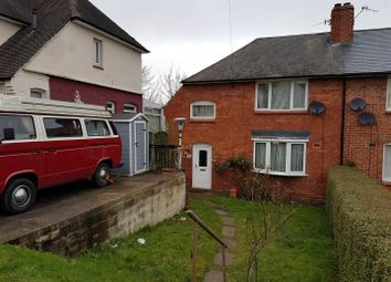 Thumbnail 3 bed semi-detached house for sale in Overdale Road, Nottingham, Nottinghamshire