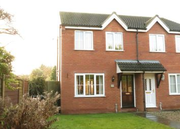 Thumbnail 3 bedroom semi-detached house for sale in Essex Way, Bourne