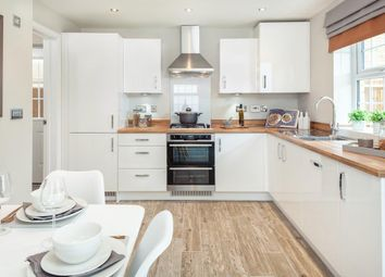 "Thumbnail 3 bedroom detached house for sale in ""Hadley"" at Dryleaze, Yate, Bristol"