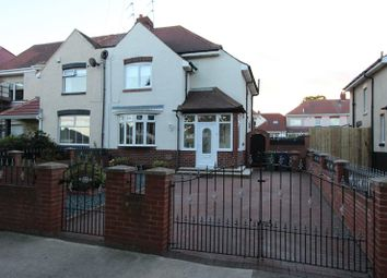 Thumbnail 3 bedroom semi-detached house for sale in Hunter Terrace, Grangetown, Sunderland