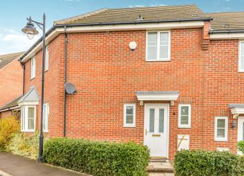 Thumbnail 3 bed semi-detached house to rent in Coltsfoot Drive, Bourne