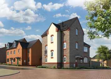 "Thumbnail 4 bed property for sale in ""The Chestnut"" at The Bache, Telford"