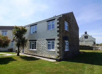 Thumbnail 2 bed flat for sale in Trevarrian, Newquay, Cornwall