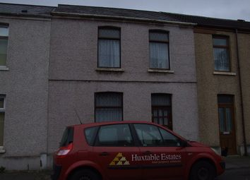 Thumbnail 2 bed terraced house for sale in Alfred Street, Aberavon, Port Talbot