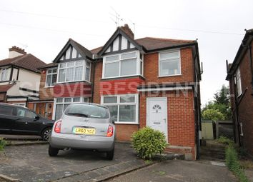 Thumbnail 3 bed property to rent in Stanway Gardens, Edgware, Greater London.