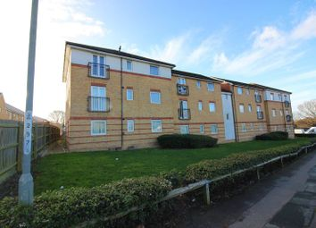 Thumbnail 2 bed flat for sale in Elm Court, Harlow