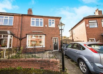 Thumbnail 3 bed semi-detached house for sale in Brownville Grove, Dukinfield