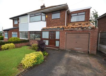 Thumbnail 4 bed semi-detached house for sale in Birkett Avenue, Ellesmere Port