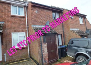 Thumbnail 1 bed terraced house to rent in Hillside Park, Westbury, Wiltshire