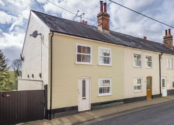 Thumbnail 3 bed end terrace house for sale in Benton Street, Hadleigh