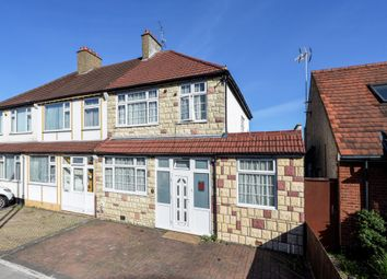 Thumbnail 4 bed semi-detached house to rent in Claremont Avenue, New Malden