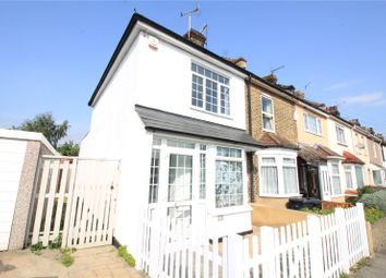 Thumbnail 2 bed end terrace house to rent in Church Road, Swanscombe, Kent