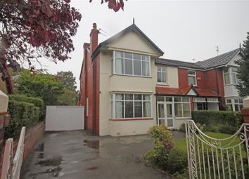 Thumbnail 4 bed semi-detached house for sale in Dunkirk Road, Birkdale, Southport