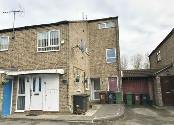 Thumbnail 1 bed terraced house to rent in Thetford Close, Corby, Northamptonshire
