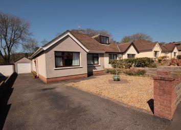 Thumbnail 2 bed semi-detached bungalow for sale in Heol Nant Castan, Rhiwbina, Cardiff