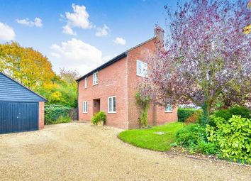 Thumbnail 4 bed detached house for sale in Annes Grove, Great Linford, Milton Keynes, Bucks