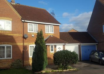 Thumbnail 3 bed property to rent in Ottery Way, Didcot