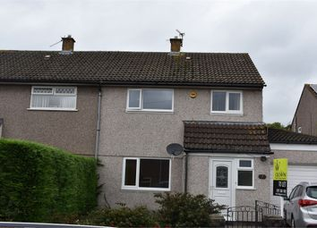 Thumbnail 3 bed semi-detached house to rent in Birbeck Road, Caldicot, Monmouthshire