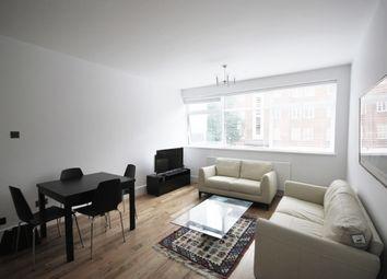 Thumbnail 3 bed flat to rent in Tower Court, Mackennal Street, St John's Wood, London