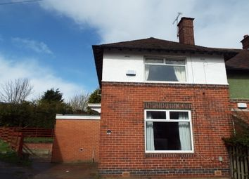Thumbnail 2 bed terraced house to rent in Villiers Close, Sheffield
