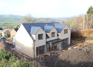 Thumbnail 4 bed detached house for sale in Old Hackney Lane, Matlock