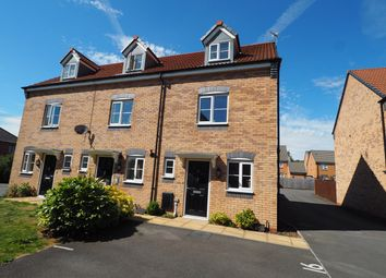 Thumbnail 3 bed town house for sale in Farmers Close, Huthwaite, Sutton-In-Ashfield