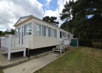 Thumbnail 2 bed lodge for sale in Honingham, Norwich