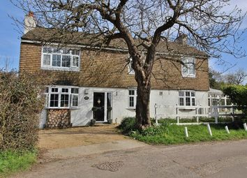 Thumbnail 4 bed cottage for sale in Soake Road, Denmead, Waterlooville