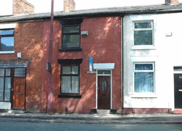 Thumbnail 2 bed terraced house to rent in Fairfield Road, Droylsden, Droylsden Manchester
