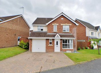 Thumbnail 4 bed detached house for sale in Strathallan Avenue, Hairmyres, East Kilbride
