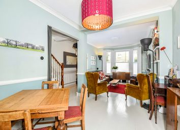 Thumbnail 3 bed terraced house for sale in Somerset Road, Chiswick, London