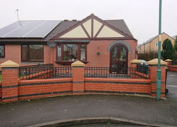 Thumbnail 2 bed semi-detached bungalow to rent in Hartwell Close, Beswick, Manchester