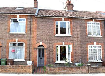 Thumbnail 3 bed terraced house for sale in Bernard Street, St Albans, Hertfordshire
