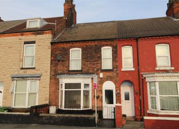 Thumbnail 2 bed terraced house for sale in Station Road, Retford