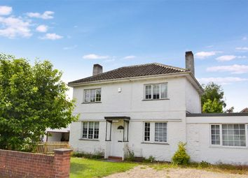 Thumbnail 4 bed detached house for sale in Fir Tree Lane, Newbury