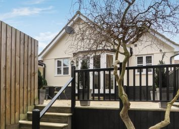 Thumbnail 2 bed detached bungalow for sale in New Cut, Halesworth
