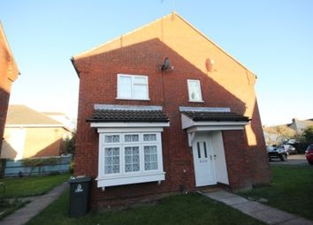 Thumbnail 2 bed end terrace house to rent in Howard Close, Luton
