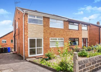 Thumbnail 3 bed semi-detached house for sale in Woodend Close, Sheffield