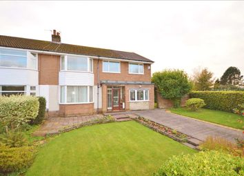 Thumbnail 4 bed semi-detached house for sale in Glamis Drive, Chorley