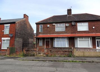 Thumbnail 3 bedroom semi-detached house for sale in Wistaria Road, Gorton, Manchester