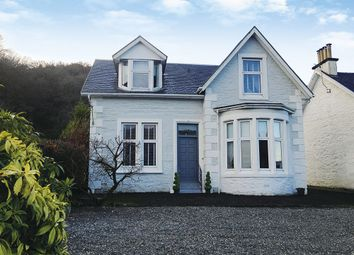 Thumbnail 4 bed property for sale in Shore Road, Sandbank, Argyll And Bute
