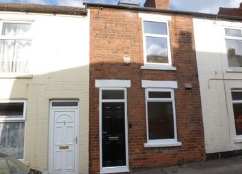 Thumbnail 2 bed terraced house for sale in Bagshaw Street, Pleasley, Mansfield