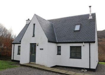 Thumbnail 3 bed detached house for sale in Achmore, Stromeferry