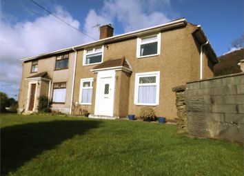 Thumbnail 4 bed semi-detached house for sale in Wilden Avenue, Margam, Port Talbot, West Glamorgan