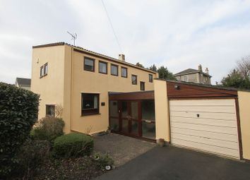 Thumbnail 4 bed detached house for sale in Hallam Road, Clevedon