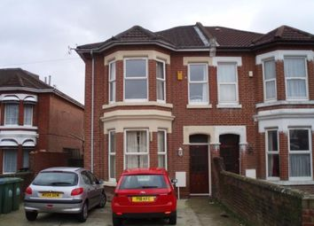 Thumbnail 3 bed flat to rent in Alma Road, Portswood, Southampton