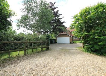 Thumbnail 4 bed detached house for sale in Thorndown Lane, Windlesham, Surrey