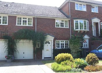 Thumbnail 3 bed terraced house to rent in Camlet Way, St.Albans